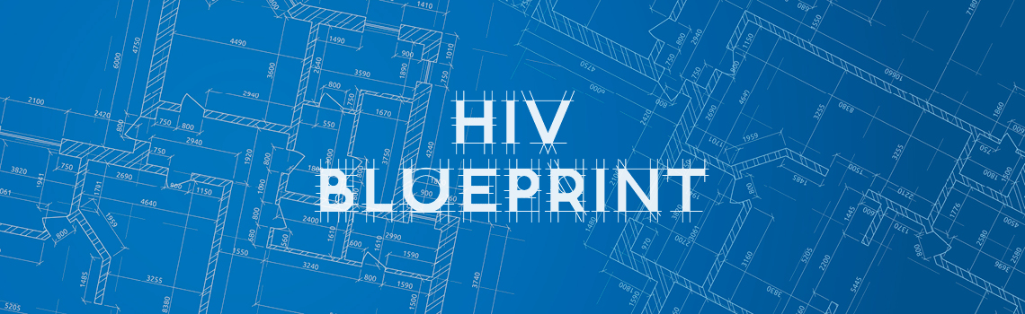 AFAO HIV Blueprint banner
