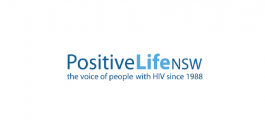 Positive Life NSW Logo