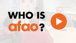 Who is AFAO?